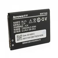 Аккумулятор (батарея) Lenovo BL171, Extradigital, 1500 mAh (A390, A50, A60, A65, A356, A368, A376, A500) (BML6371)