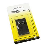 Аккумулятор Nokia BL-5CA, Energo Plus, 700 mAh (1100, 2330, 2730, 6230, 6670, 7610, E50, E60, N70, N71, N72,N9
