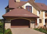 Ворота гаражные секционные RSD01 2300х2200 Doorhan