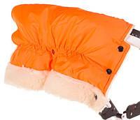 Муфта Умка  (ткань-плащевка) оранжевый