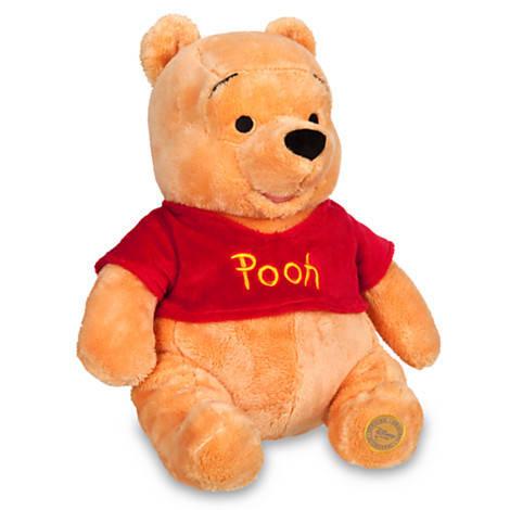 ДИСНЕЙ ВИННИ ПУХ мягкая игрушка 35 см / Winnie the Pooh Plush Disney