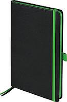 Щотижневик 2018 Смарт Strong чорний з зелен/зріз