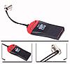 USB-Micro SD кардридер 2.0 #100128