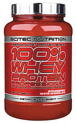 100% Whey Protein Professional Scitec Nutrition 920 гр