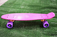 Пенни борд Original розово-фиолетовый, фото 1
