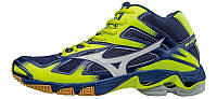 Кроссовки Mizuno Wave Bolt 5 Mid V1GA1665-02