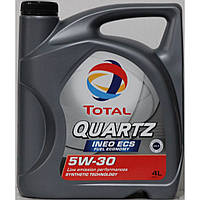 TOTAL QUARTZ INEO ECS 5w-30 4л