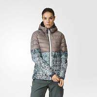 Утепленная куртка женская adidas Frost Print AP8727
