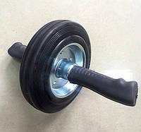 Ролик для пресса, колесо для пресса, гимнастический ролик, тренажер колесо, ролик пресса, колесо для фитнеса