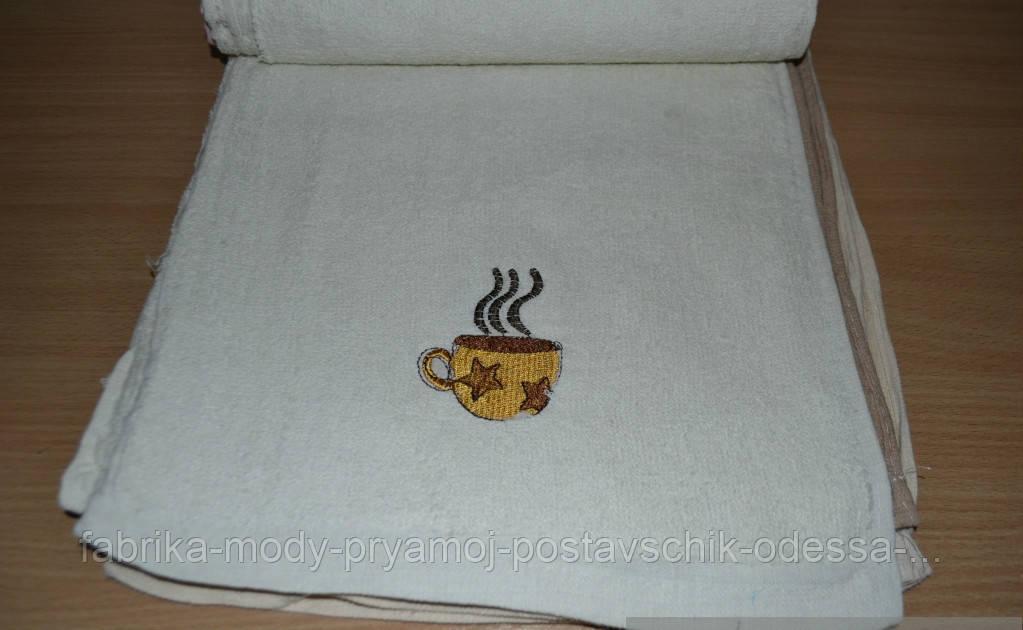 Полотенца махровые для рук Кофе