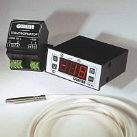 ТРМ961 блок управления средне- и низкотемпературными холодильными машинами
