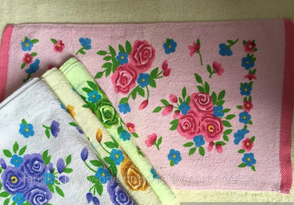 Полотенца для рук Розочки