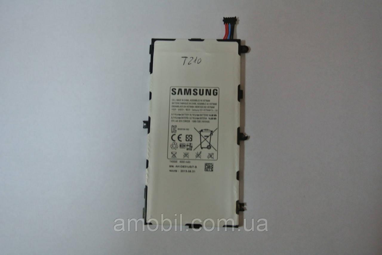 Аккумулятор для планшета Samsung T210 T211 Galaxy Tab 3 4000mAh orig