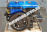 Двигатель Витязь (ТАТА) 12 л.с.дизель R195 NDL (с электростартером)(GZ) на мотоблок