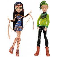 Набор кукол Клео Де Нил и Дьюс Горгон Бу Йорк, Бу Йорк! / Deuce Gorgon & Cleo De Nile Boo York, Boo York,Boo Y