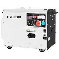 Генератор дизельный HYUNDAI DHY 8000SE-3 (5.5 кВт)