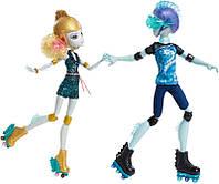 Набор кукол Лагуна Блю и Гил Веббер Любовь на колесах / Lagoona Blue & Gil Webber Wheel Love