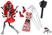 Кукла Вайдона Спайдер Вебарелла Супергерои / Wydowna Spider Webarella SDCC 2013