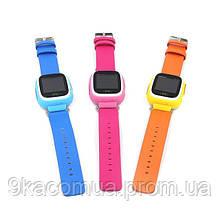 Монохромные часы Smart Baby Watch Q60