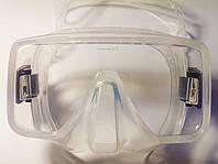 Маска для снорклинга BS Diver Axe, прозрачная