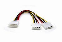 Переходник питания molex *2 Splitter Power Cable  молекс на 2 молекс