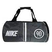 Спортивная сумка Nike в форме цилиндра