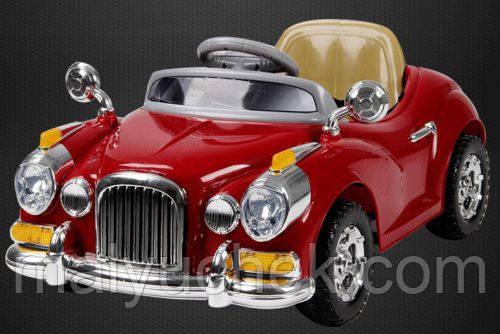 Дитячий електромобіль Cabrio Retro