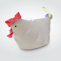 Подушка игрушка декоративная Петух разная расцветка