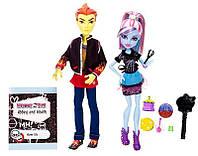 Набор кукол Эбби Боминейбл и Хит Бёрнс Ужасное домоводство в классе / Home Ick Abbey Bominable & Heath Burns 2
