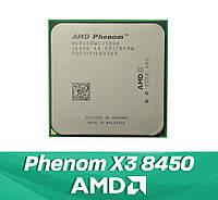 Процессор AMD Phenom X3 8450 AM2 (Б/У), фото 1