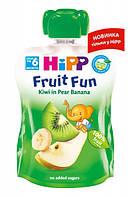 Фруктовое пюре «Груша-Банан-Киви» хипп hipp HIPP, 90г