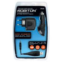 Зарядка для мобильных телефонов ROBITON R100 5В 500 мА