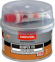 Шпатлёвка для пластмасс Novol BUMPER FIX, 0,5 кг