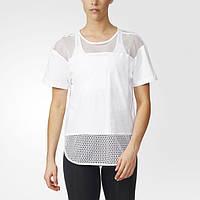 Женская футболка Adidas by Stella McCartney (Артикул: AX7108)