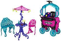 Набор Уличное кафе Скариж Город Страхов / Travel Scaris Cafe Cart