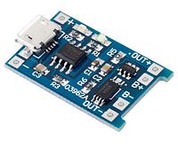 модуль заряда TP4056LI-ION с защитой