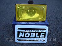 Противотуманная фара №7204 с желтым стеклом (1 шт), фото 1