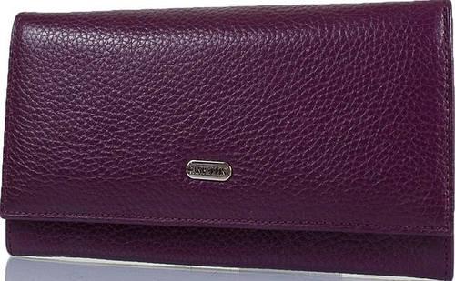 Кошелек женский кожаный CANPELLINI SHI2035-95 фиолетовый