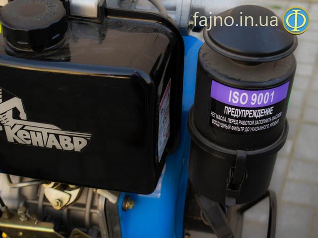 Воздушный фильтр на мотоблоке Кентавр