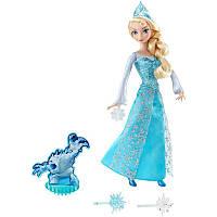 """Кукла Дисней Эльза """"Магия льда"""" из м/ф """"Ледяное сердце"""" / Disney Frozen Ice Power Elsa Doll"""
