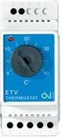 Терморегулятор для пола ETV