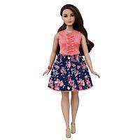 Кукла Барби Модница  Весенний стиль - Пышная / Barbie Fashionistas Doll 26 Spring Into Style - Curvy