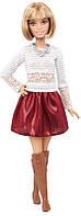 Кукла Барби Модница 23 Стиль - Миниатюрная / Barbie Fashionistas Doll 23 Love That Lace - Petite