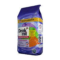 Порошок для стирки цветного белья - DenkMit Colorlwaschmittel, 2.7 кг. (40 ст.)