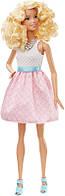 Кукла Барби Модница 14 Стиль Pink - Оригинальна / Barbie Fashionistas Doll 14 Powder Pink - Original