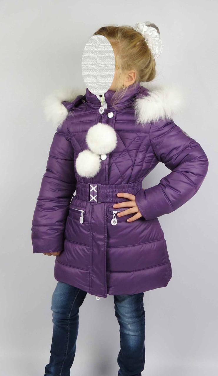 Пальто зимнее 60-80  размеры с 6-12 лет размеры 122-146 см, фото 1
