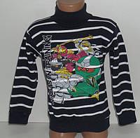 Кофта на мальчика (2-х нитка начес) 4 года, 100% хлопок.Детская одежда оптом