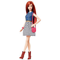 Кукла Барби Модница - Оригинальна / Barbie Fashionistas Doll Western Chic - Original