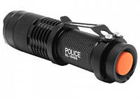 Фонарик фонарь2 Adjustable Focus Zoom CREE Q5 LED 200 Lumen