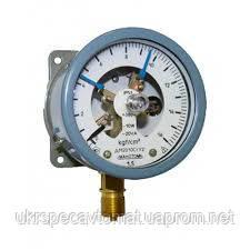 Манометр электроконтактный сигнализирующий ДМ2010Сг, фото 2